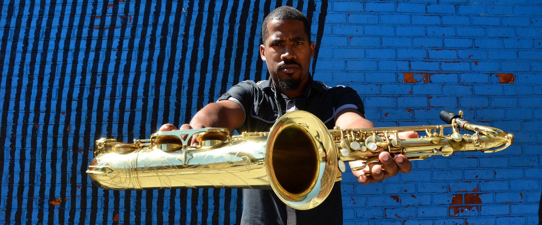 MMore Jazz | James Brandon Lewis Quartet 1