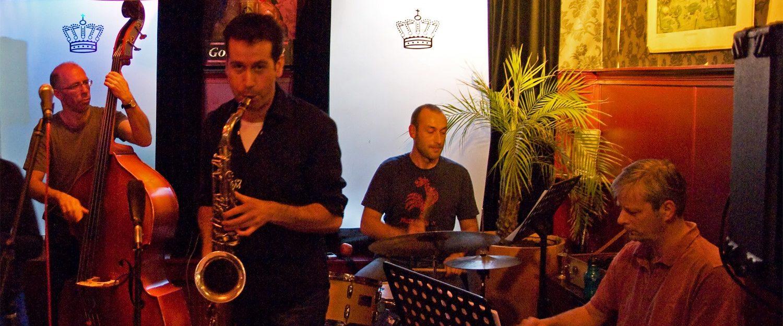 Jazz Jamsessie De Kroon 4
