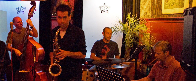 Jazz Jamsessie De Kroon 6