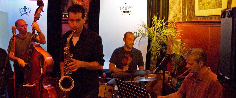 Jazz Jamsessie De Kroon 2