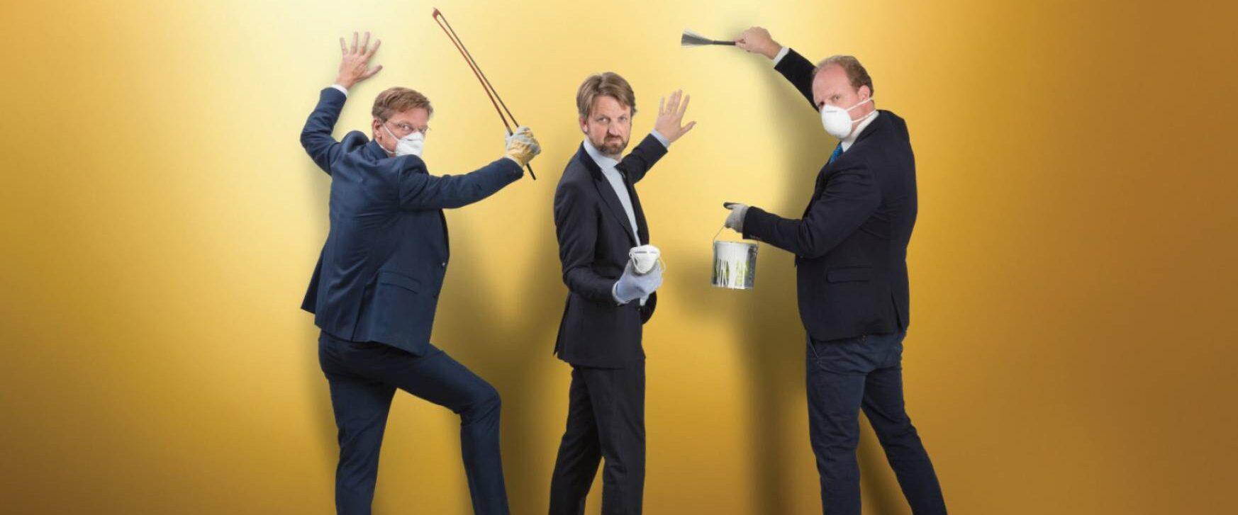 Rembrandt Frerichs Trio 2