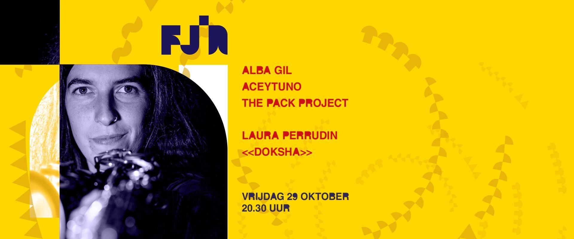 FJIN 2021 • Alba Gil Aceytuno • LAURA PERRUDIN <<Doksha>> 2