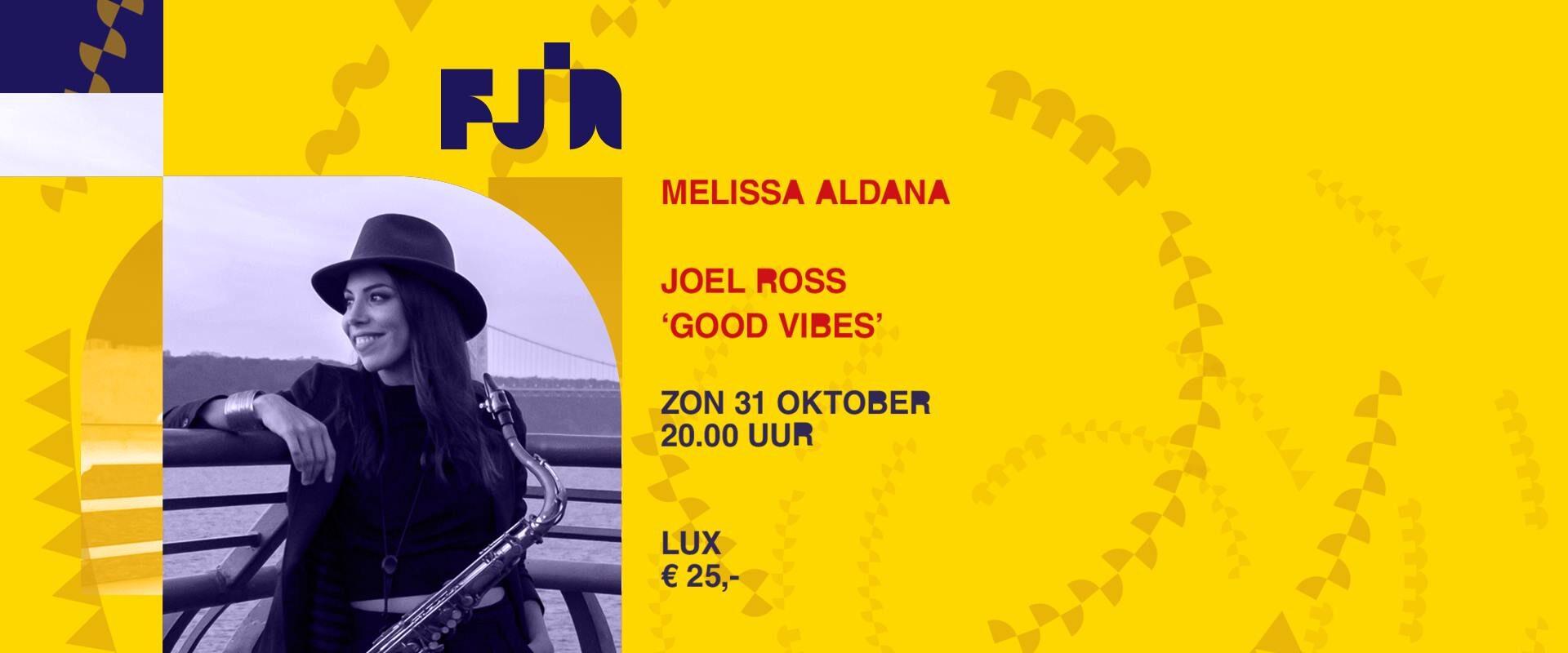 FJIN 2021 • Melissa Aldana • Joel Ross 'Good Vibes' 2